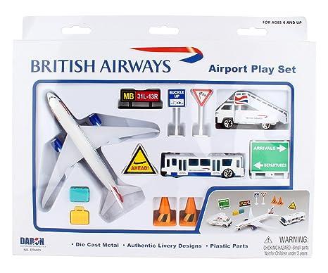 Daron British Airways PLAYSET