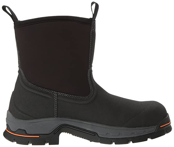 Amazon.com: Timberland PRO Mens Stockdale Pull-On Alloy Toe Waterproof Industrial & Construction Shoe: Shoes