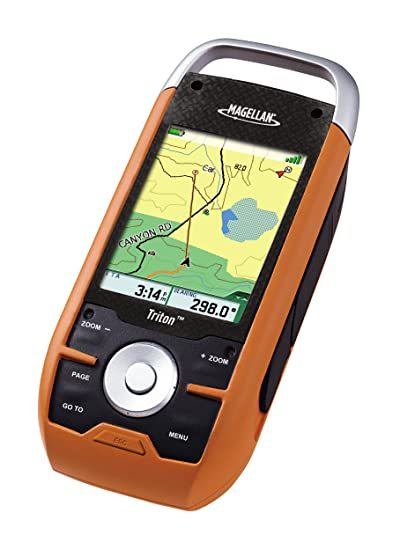 amazon com magellan triton 2000 waterproof hiking gps electronics rh amazon com Magellan Triton GPS magellan triton 2000 manual pdf