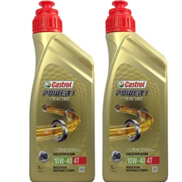 Castrol Power 1 Racing 4T 10 W – 40