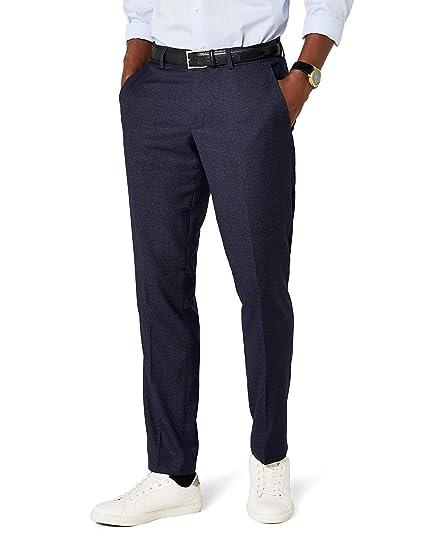 Esprit Pantalones de Traje para Hombre: Amazon.es: Ropa y accesorios
