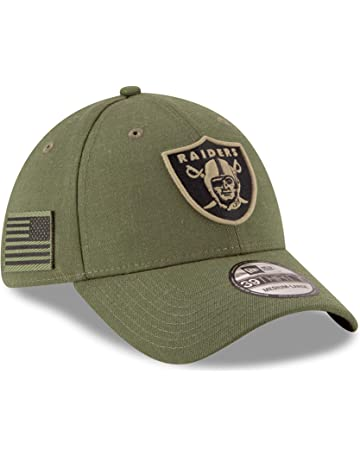 769420ea947 New Era Mens NFL 2018 Salute to Service 39Thirty Flex Fit Hat