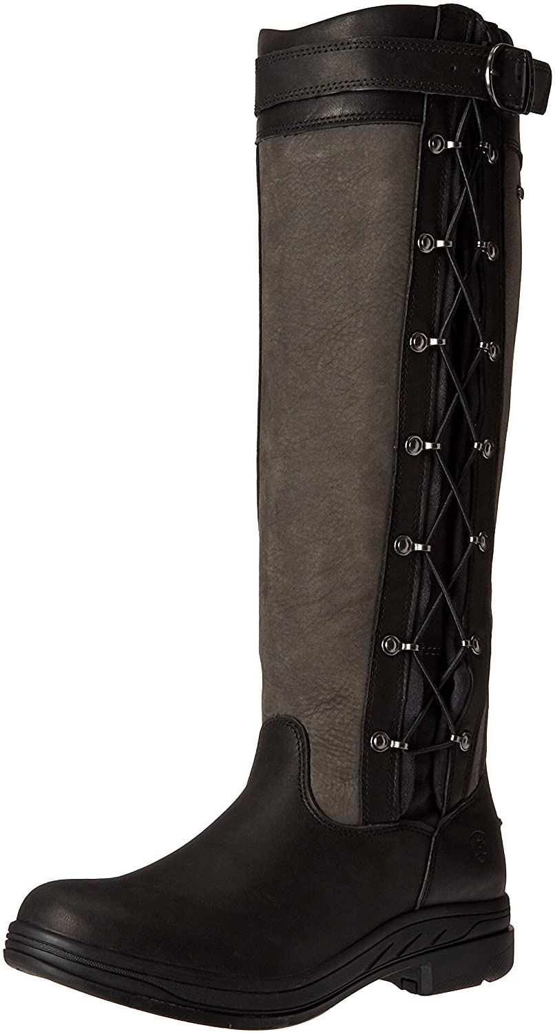 Ariat Women's Grasmere Country Boot B01BPW6ROO 5.5 B(M) US|Black