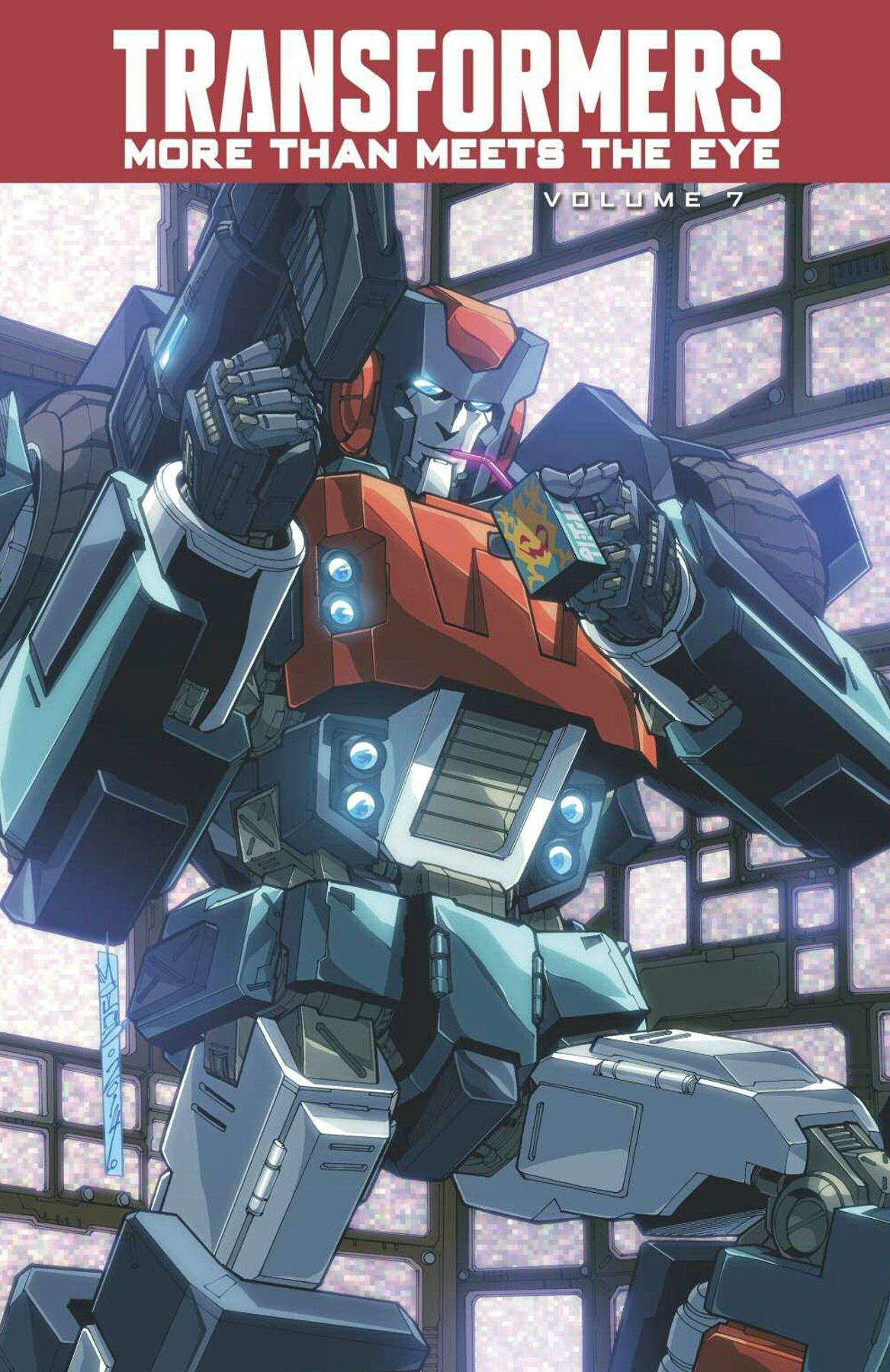 Transformers: More Than Meets The Eye Volume 7