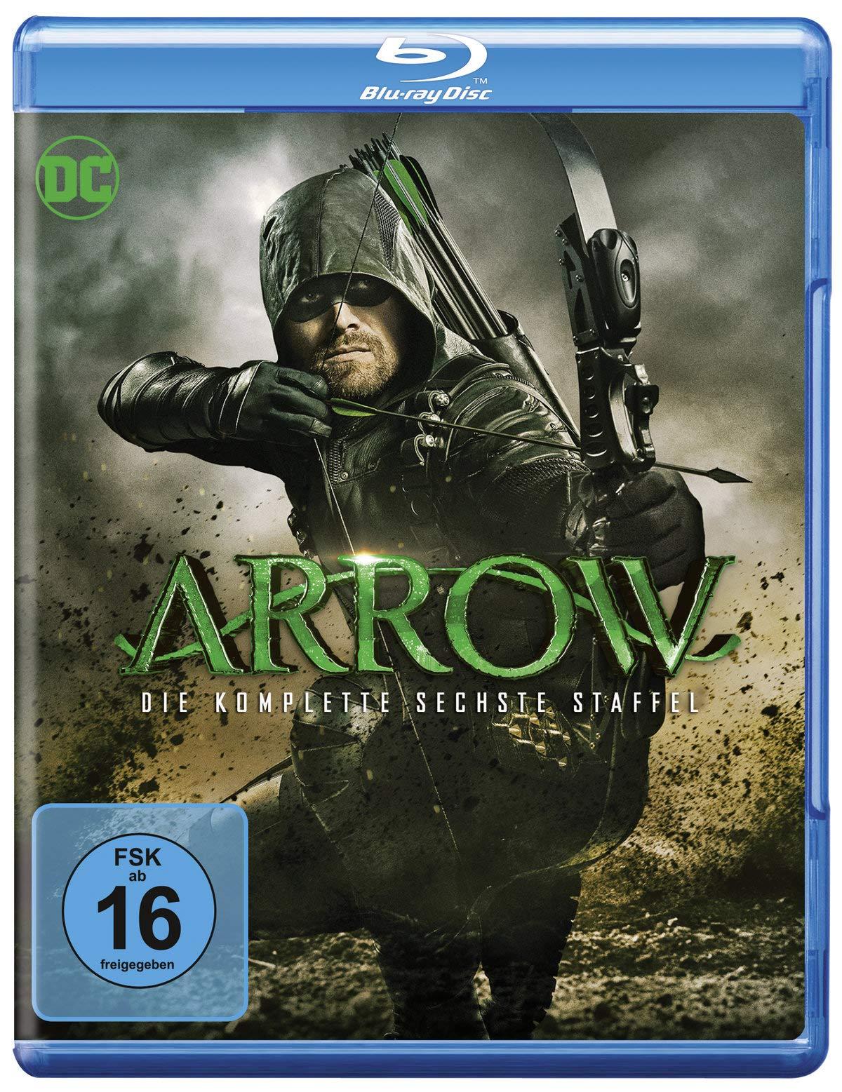 Arrow: Staffel 06: Amazon.es: Greg Berlanti, Andrew ...