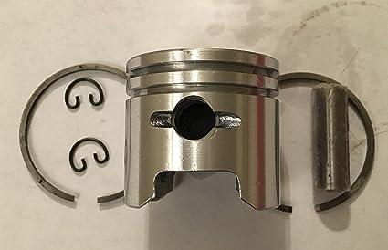 Amazon.com: Stihl fs88, Fs86, Kit de pistón de 34 mm ...