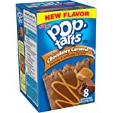 NEW!! Kelloggs Pop Tarts Frosted Chocolatey Caramel, 2 Boxes of 8 Pastries