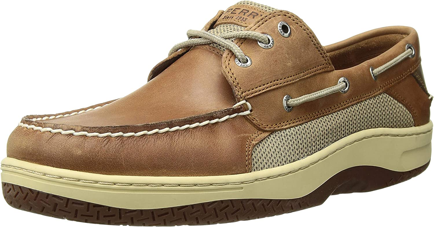 B0000DCS5Y Sperry Men's Billfish 3-Eye Boat Shoe 816A%2BtmMgvL