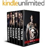 Satan's Outcasts MC Boxset: Ruthless Revenge Series (Books 1 to 6)
