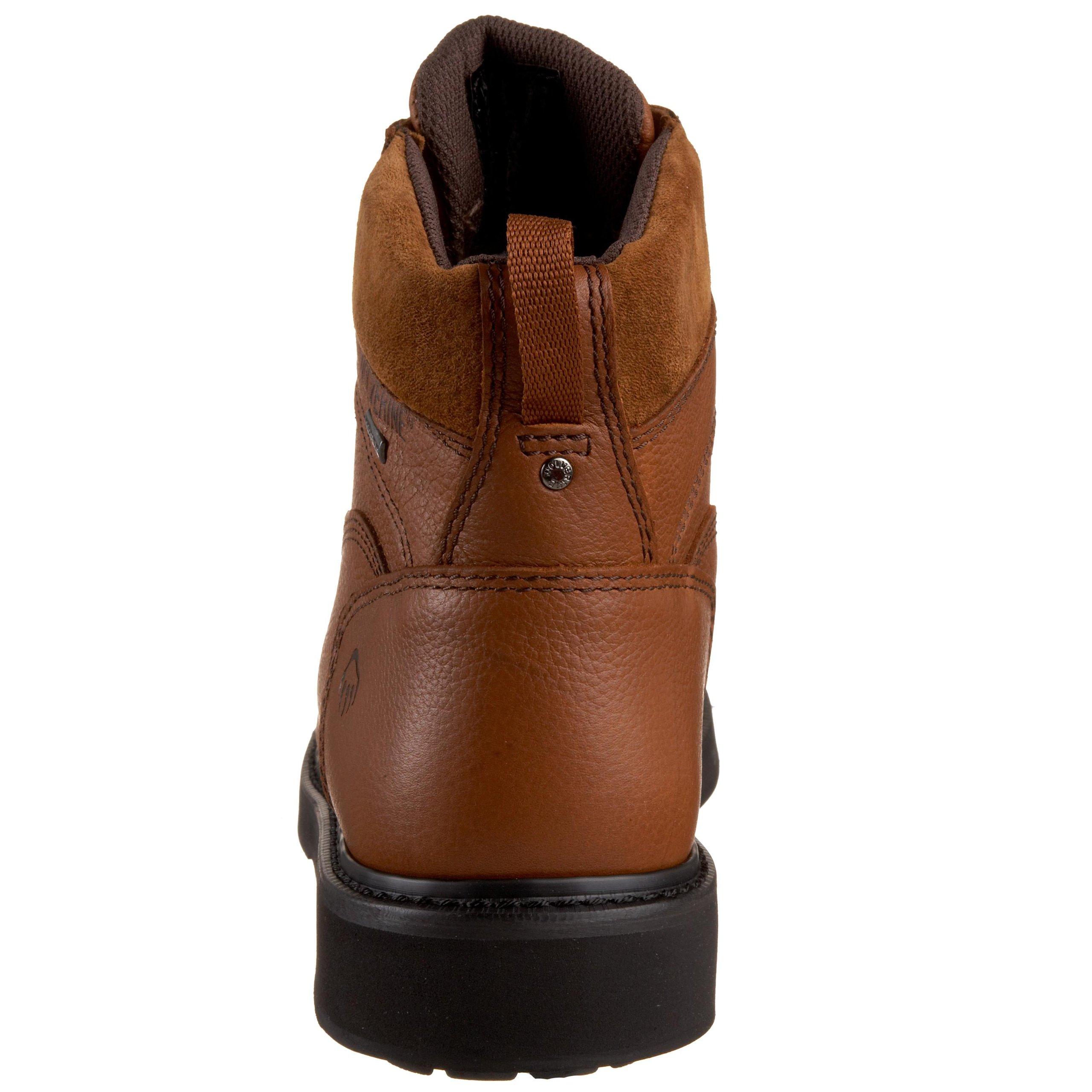 Wolverine Men's W02564 Durashock Boot, Brown, 7 M US by Wolverine (Image #2)