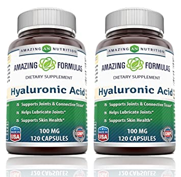 Benefits of taking hyaluronic acid supplements