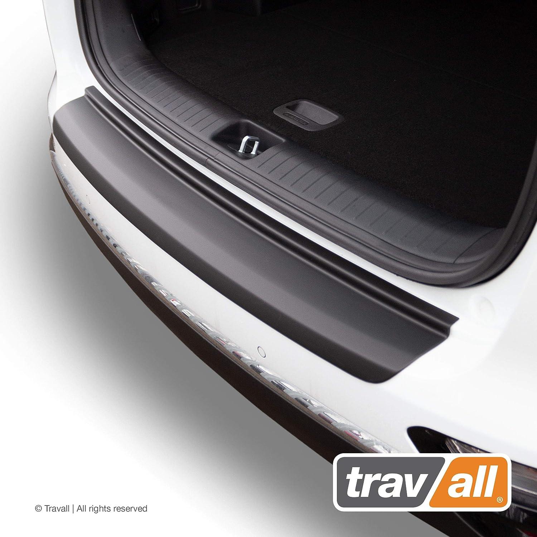 Car Bumper Protector Carbon Fiber Front Rear Bumper Guard Cover for Kia Sportage