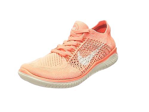 Nike Wmns Free RN Flyknit 2018, Zapatillas de Running para Mujer: Nike: Amazon.es: Zapatos y complementos