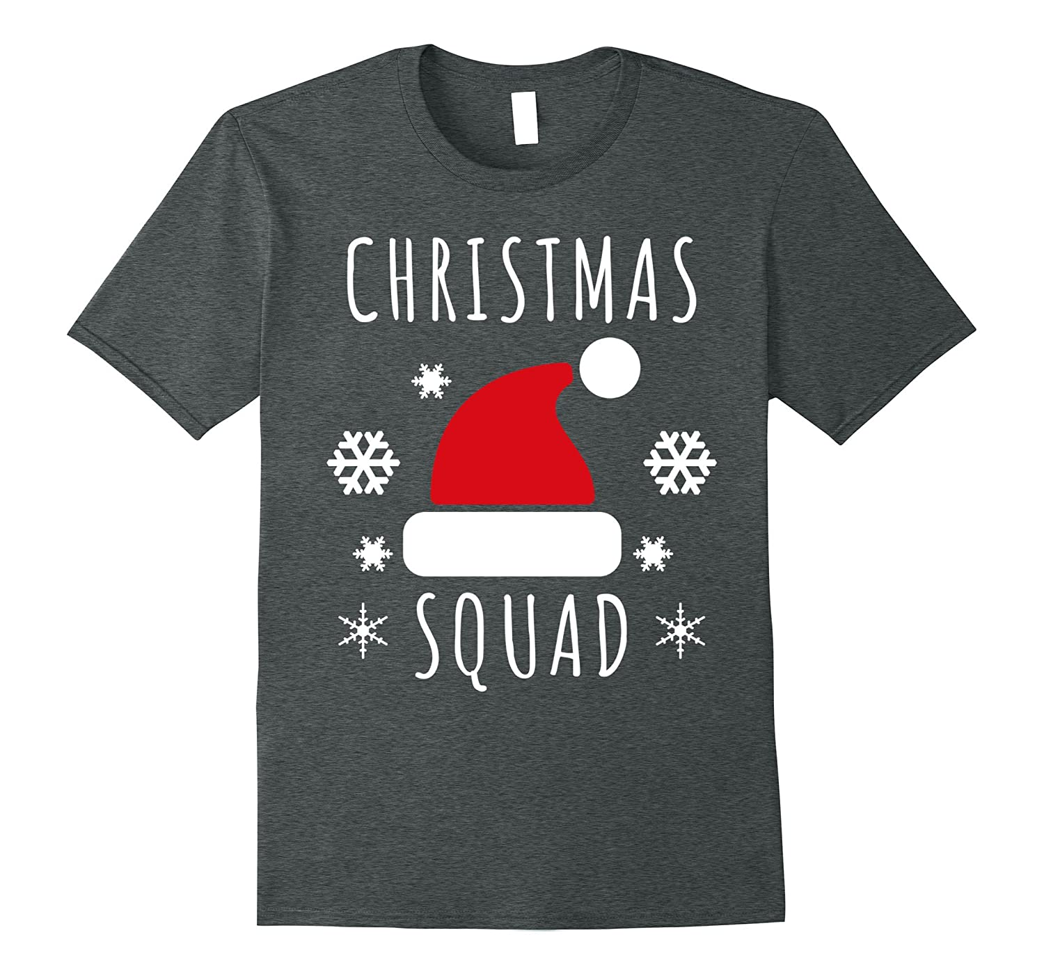 fdc26526c Matching Family Christmas Shirt - Christmas Squad Outfit-ANZ ...