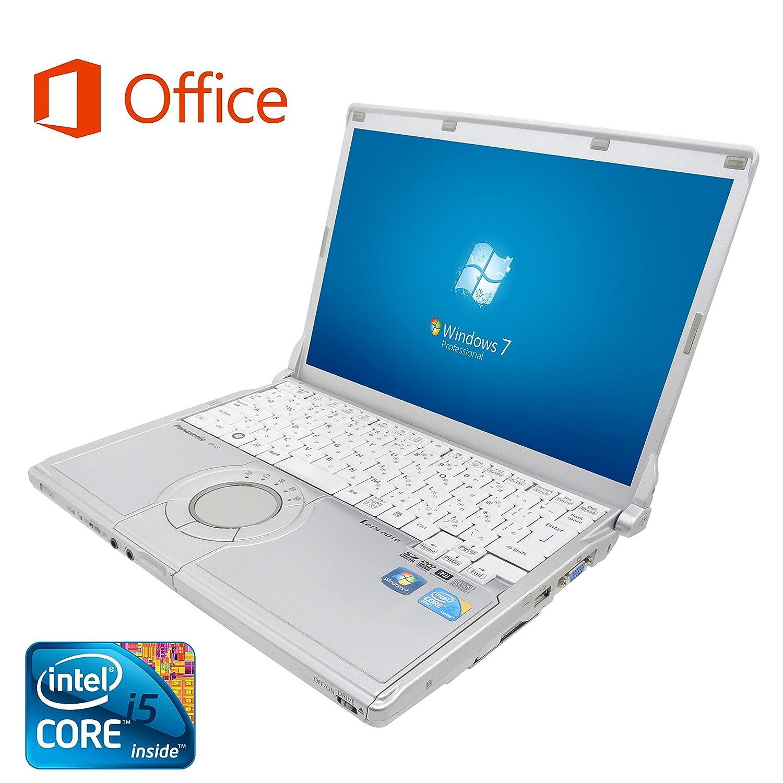 欲しいの 【Microsoft Office B01MDVJTNM 2016搭載】【Win 7搭載】Panasonic CF-S9/新世代Core i5 Office i5 2.66GHz/メモリ4GB/HDD250GB/DVDスーパーマルチ/12.1インチ/無線LAN搭載/中古ノートパソコン B01MDVJTNM, マットレス専門店 hahaprice:355141f3 --- arianechie.dominiotemporario.com
