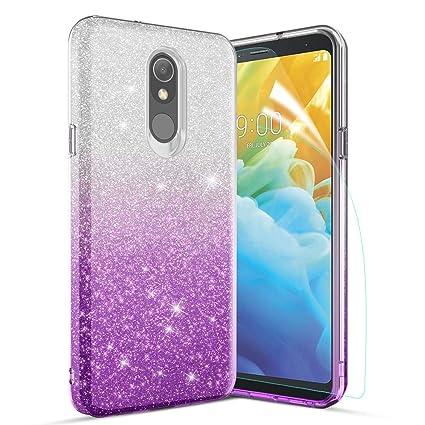 Amazon.com: CSCOOL-LG Stylo 5 Funda, LG Stylo 5 Phone Case ...