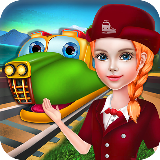 Train Station Simulator Game - Be the best train master of your town (Master Metro)
