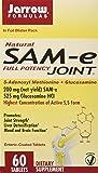 Jarrow Formulas Sam-e Joint, Promotes Joint Strength, Liver Detoxification, 60 Enteric-Coated Tabs