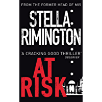 At Risk: (Liz Carlyle 1) (English Edition)