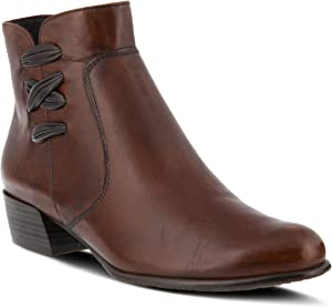 477bbdb0187a Spring Step Women s Terenie Leather Bootie