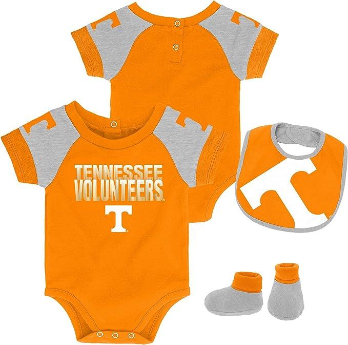 Gen 2 NCAA Unisex-Child NCAA Newborn /& Infant Team Baby Bodysuit