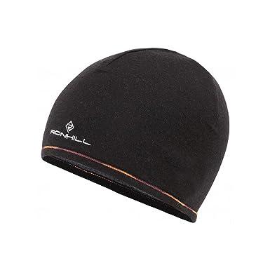 74e53954022 Ronhill Merino 200 Running Hat - One  Amazon.co.uk  Clothing