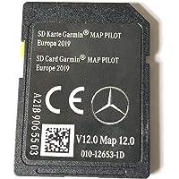 A2189065503 - Tarjeta SD para Mercedes Garmin Map Pilot Star1 v12 Europe 2019