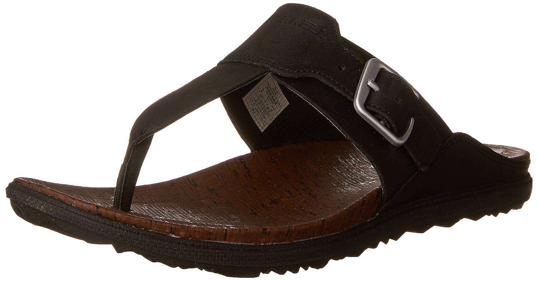Merrell Women's Around Town Post Athletic Sandal B01HIZVTCM 11 B(M) US Black