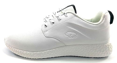 Karhu Mel zapatillas hombre Blancas con memory foam (40 EU)