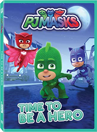 PJ Masks: Time to Be a Hero [USA] [DVD]