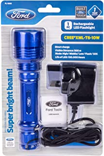 Amazon.com: Ford Flashlight 250 Lumen 3-C Batteries: Automotive
