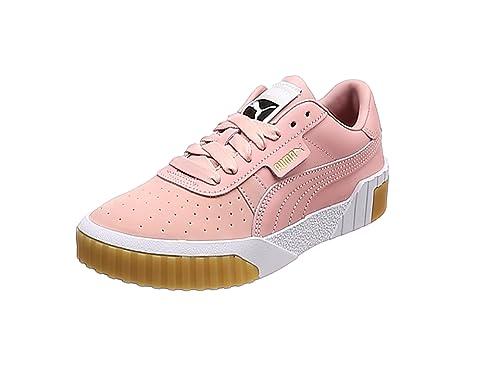PUMA Women's Cali Exotic WN's Low Top Sneakers: Amazon.co.uk