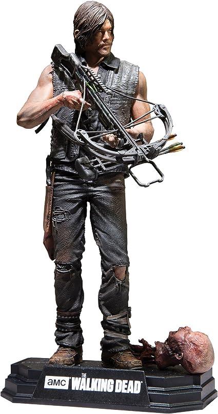 The Walking Dead Season 8 Rick Grimes Daryl Dixon Negan action figure toys colle