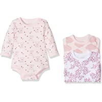Care Body Bebé-Niñas pack de 3