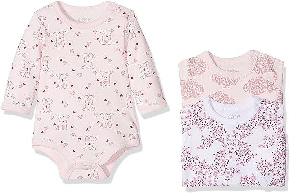 Amazon Exclusiva: Care Body Bebé-Niñas pack de 3: Amazon.es: Ropa ...