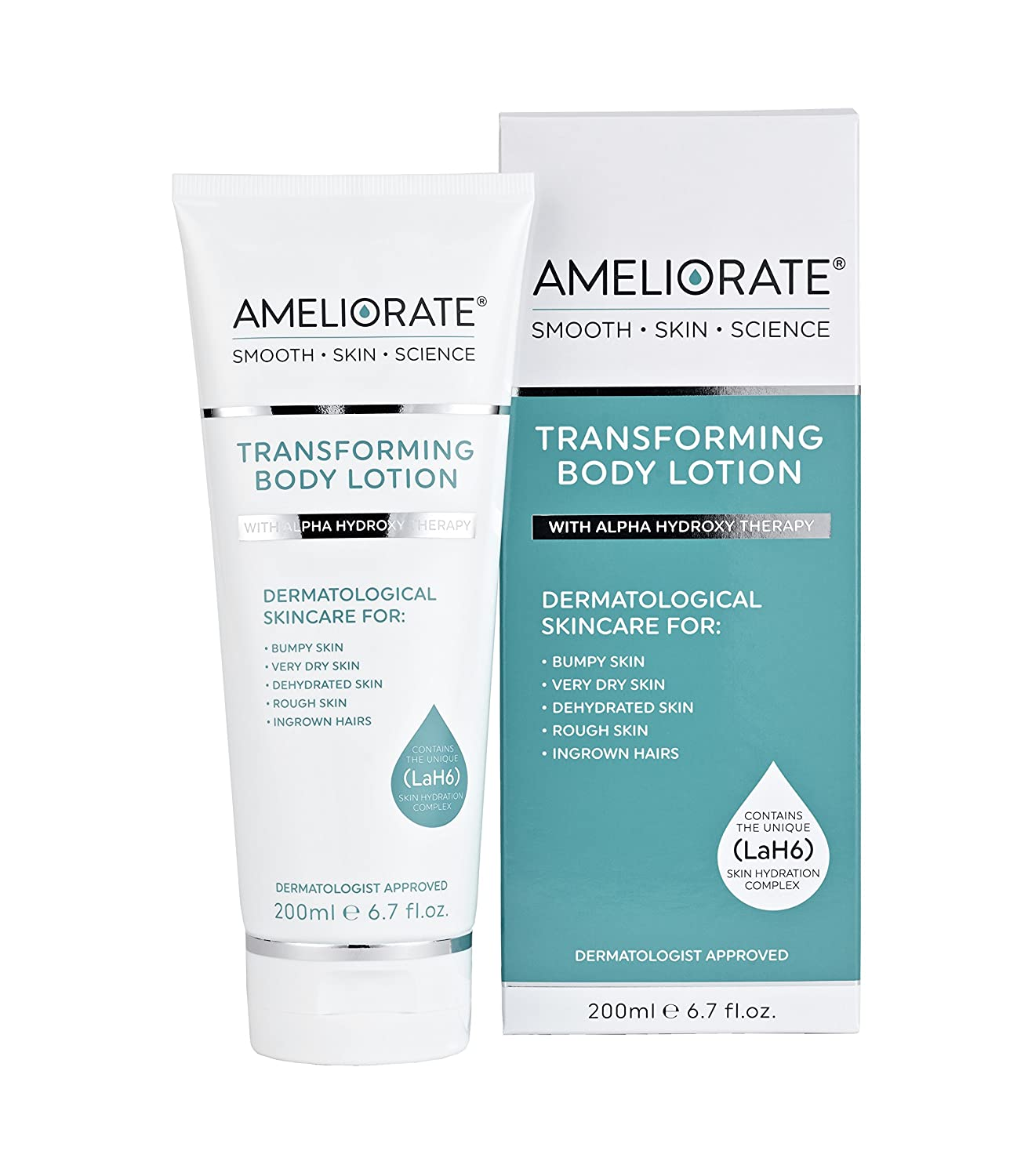 AMELIORATE Transforming Body Lotion 200 ml 05035267022897-01