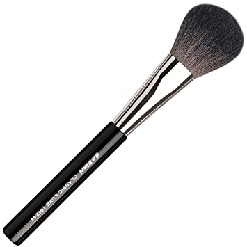da Vinci Cosmetics Series 91244 Classic Luxe Blusher Brush, Oval Natural Hair, 1.38 Ounce