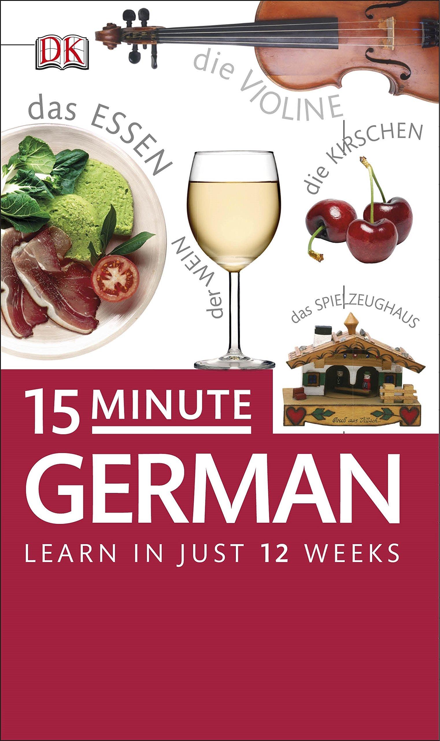 Download 15-Minute German (Eyewitness Travel 15-Minute) ebook