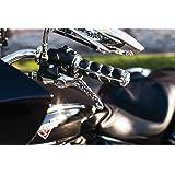 Kuryakyn 6235 Premium ISO Handlebar Grips for Throttle and Clutch: Kawasaki, Suzuki, Victory & Yamaha Motorcycles…