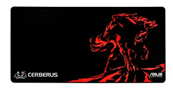 d76148fdb3c ASUS Cerberus Mat XXL Gaming Mouse Pad with Consistent Surface Texture and  Non-Slip Rubber