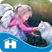 Cherub Angel Cards for Children - Doreen Virtue, Ph.D.