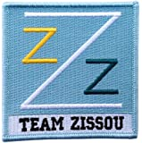 The Life Aquatic Team Zissou Shirt Costume Embroidered Patch