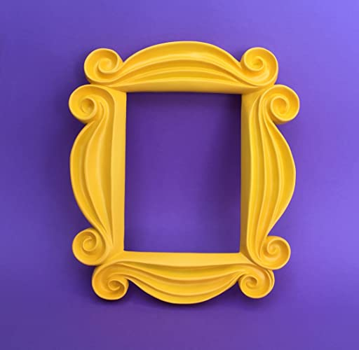 Perfect Handmade FRIENDS Frame: The Famous FRIENDS Peephole Frame As Seen On  Monicau0027s Apartment Door In