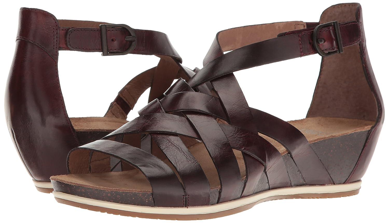 Dansko Women's Sandal Vivian Gladiator Sandal Women's B01HHJMZJU Flats bb416a