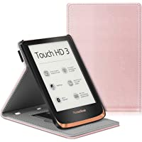 Fintie Hoes voor Pocketbook Touch HD 3 / Touch Lux 5 / Touch Lux 4 / Basic Lux 2 / Color (2020) e-book reader - Multi…