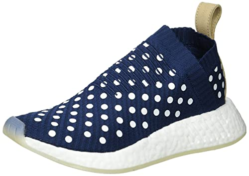 4dc8f58e87b2 adidas Originals NMD CS2 Primeknit Boost W Women s Trainers Blue BA7212