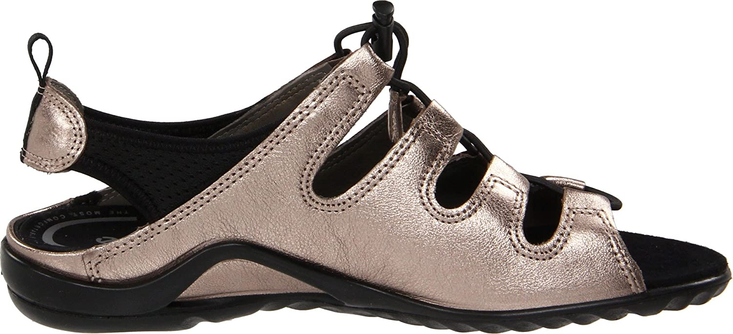 Sandals: Superior Quality ECCO Vibration II Toggle Sandal