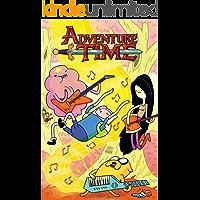 Adventure Time Vol. 9 book cover