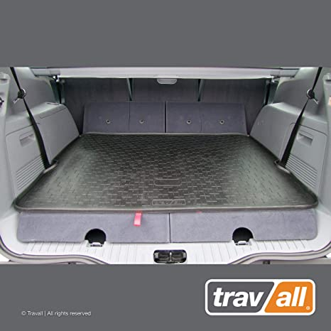 Large Heavy Duty Gomma Tappetino Bagagliaio Rivestimento Adatto a Nissan Xtrail