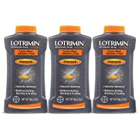 Lotrimin AF Athlete's Foot Antifungal Powder, Miconazole Nitrate 2% Treatment, Clinically Proven Effective Antifungal…